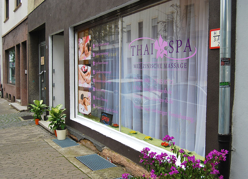 Thai-Spa Saarbrücken Försterstraße